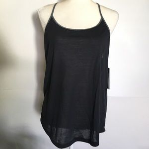 Under Armour threadborne train strapped tank